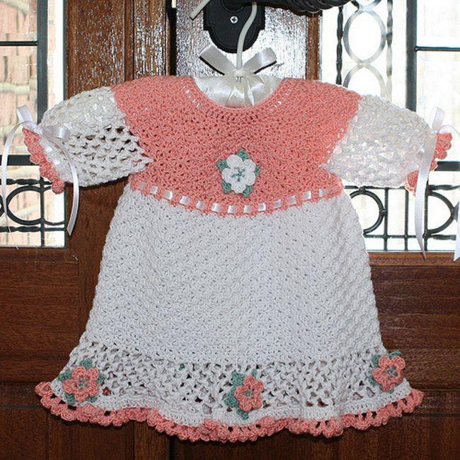 25 easter crochet patterns baby easter dress free crochet pattern dt1010fo