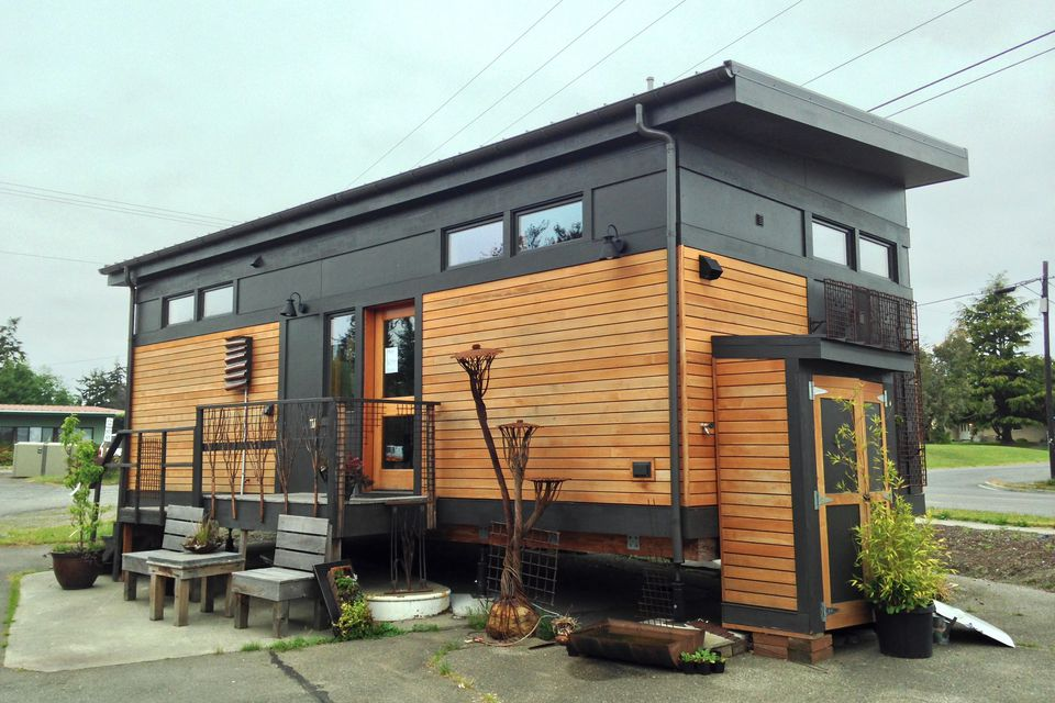 sprout tiny homes tiny house community - Tiny Houses Real Estate