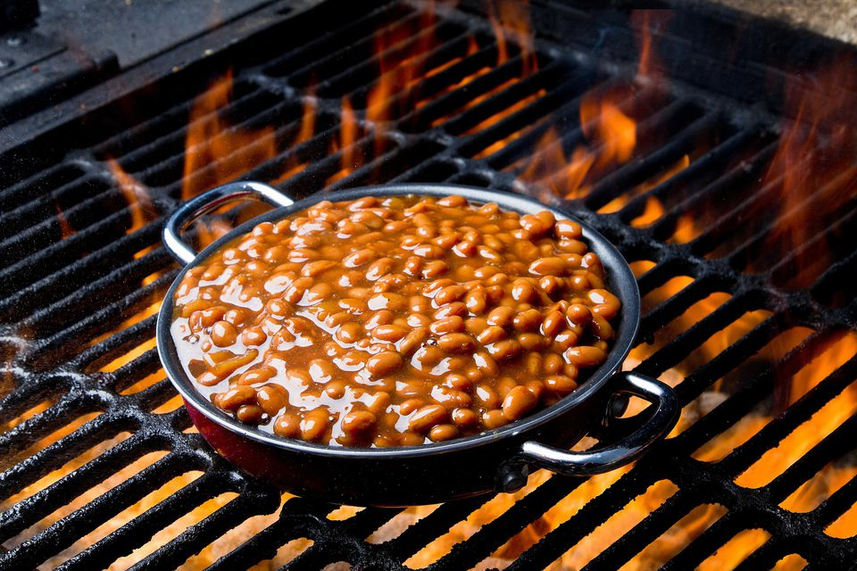 How To Cook Beans On The Bbq