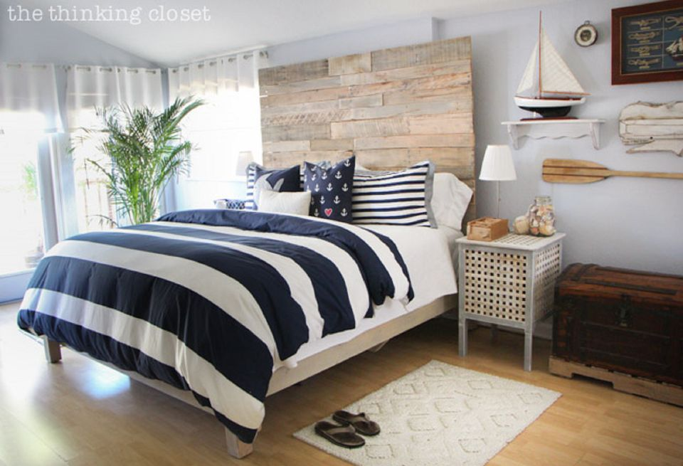 nautical master bedroom ideas - Master Bedroom Interior Design
