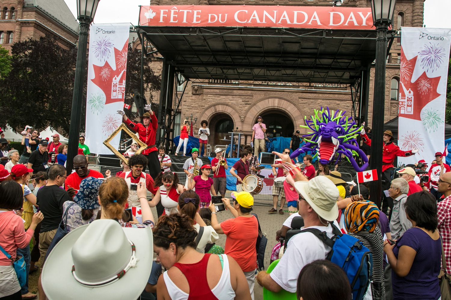 Things to Do in Toronto for Canada Day on July 1st