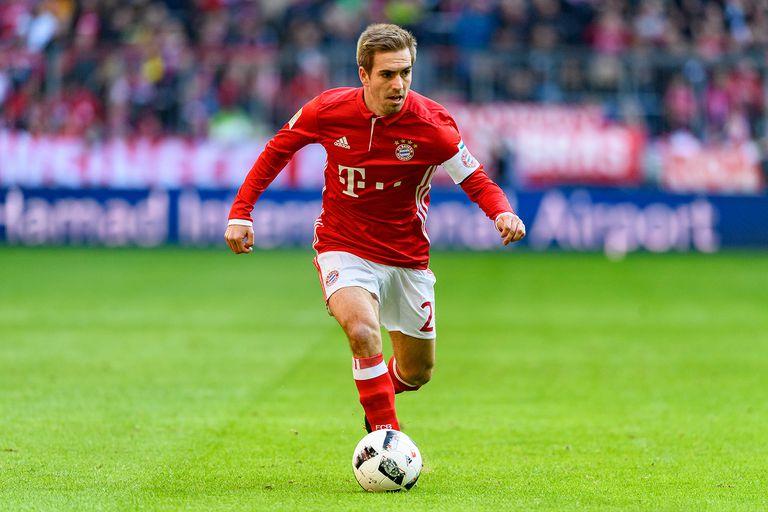 Phillip Lahm Bayern Munich