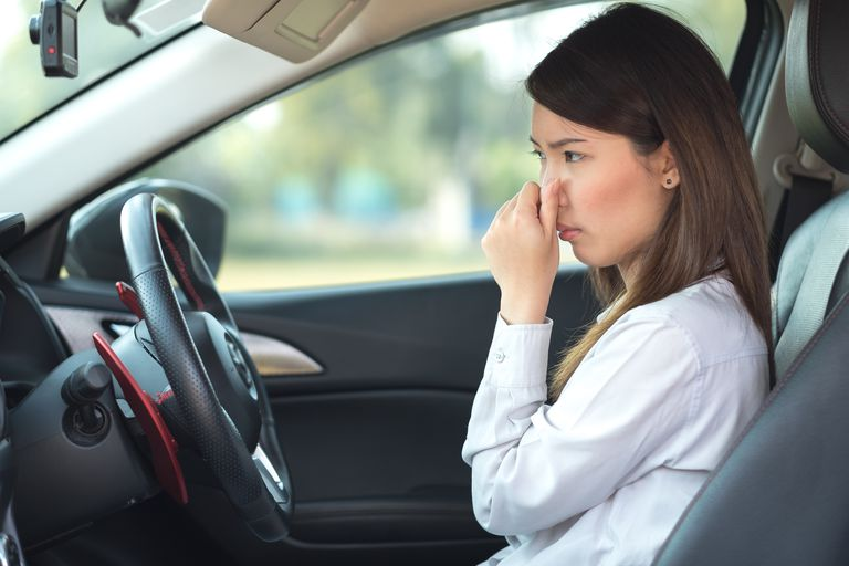 fix bad car smells