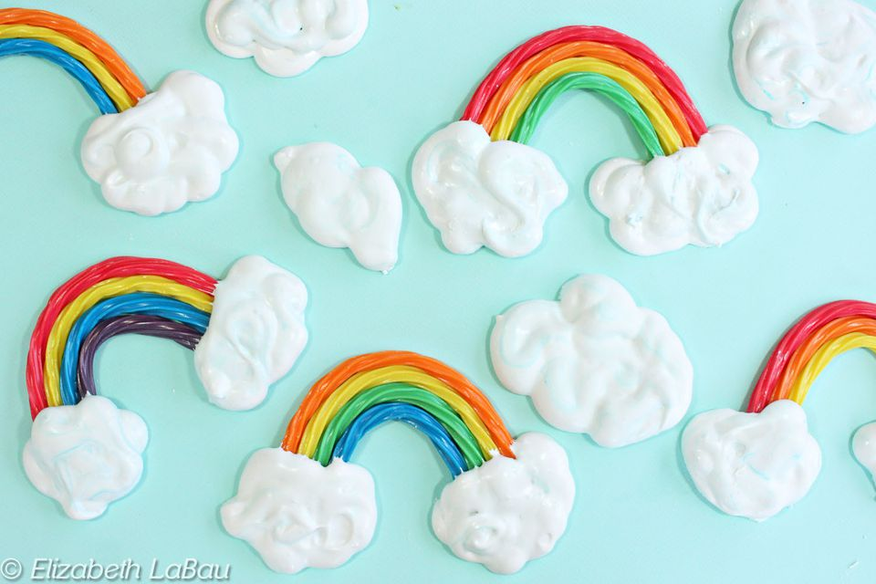 Marshmallow Clouds Recipe