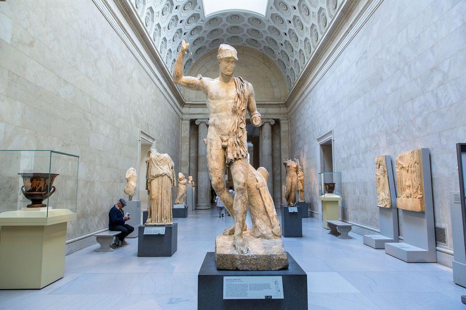 New York, Main, Metropolitan Museum of Art