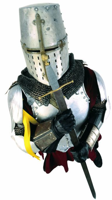 Knight of Middle Ages