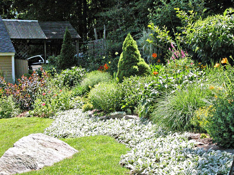 Gardening Design - The Impact of an Edge
