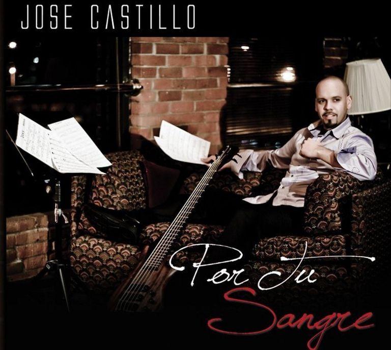 José Castillo - Álbum Por tu sangre