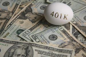 $20 bills and a 401 K nest egg