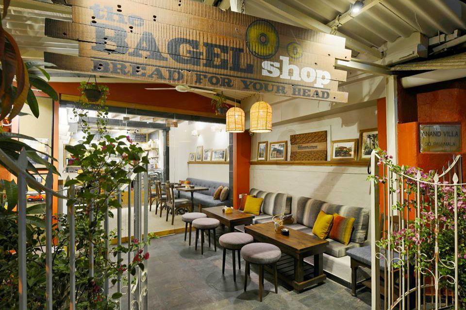 The Bagel Shop