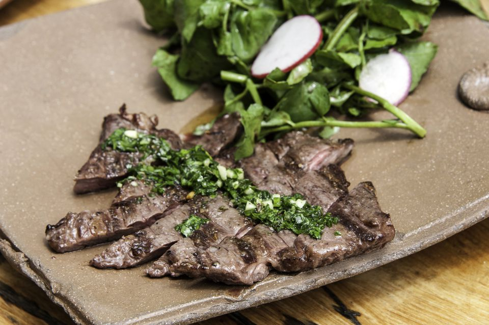 Grilled Flap Meat