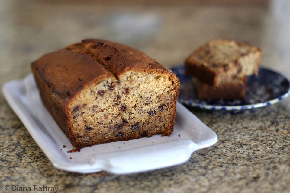 Peanut butter banana bread recipe peanut butter banana bread forumfinder Image collections