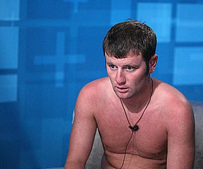 Judd in the diary room BB15
