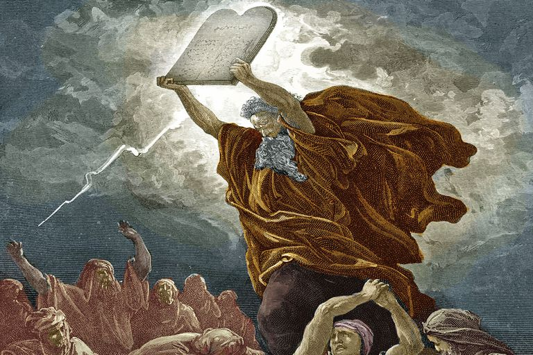an overview of the life of moses in the biblical teachings Bible study: jesus in the tabernacle the tabernacle introduction and overview by i gordon introduction at a point in israel's history, at the time when the law was given, god instructed moses to build something known as the 'tabernacle'.