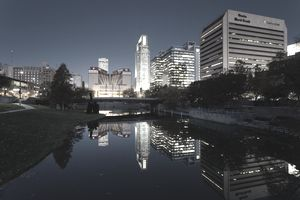 Omaha, Nebraska, City View