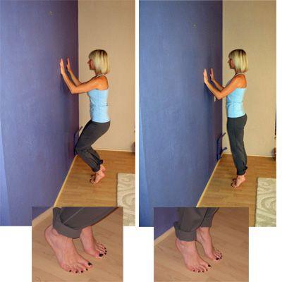 standing pilates