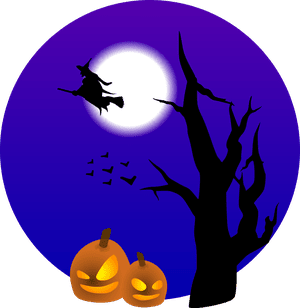 1,511 Free Halloween Clip Art for All of Your Projects