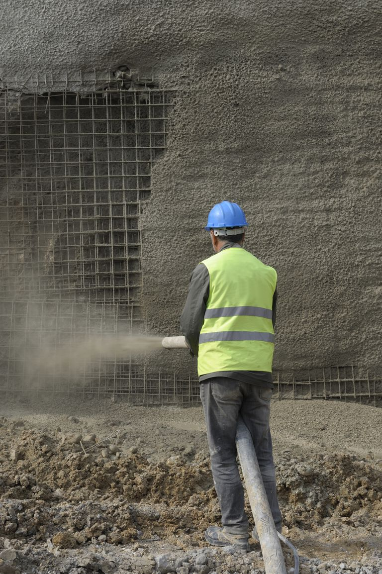 What Is Gunite General Tips Using Shotcrete
