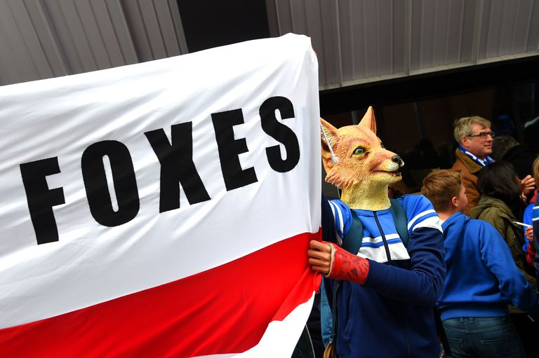 The Foxes of Leicester City