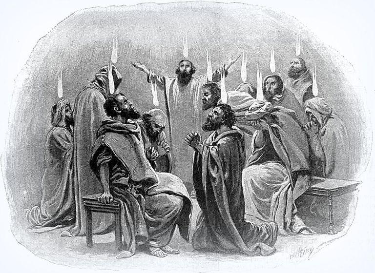 Pentecostal Definition