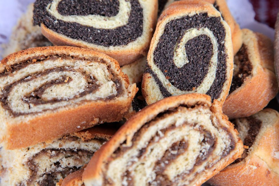Traditional polish christmas dessert recipes collection poppy seed roll forumfinder Images