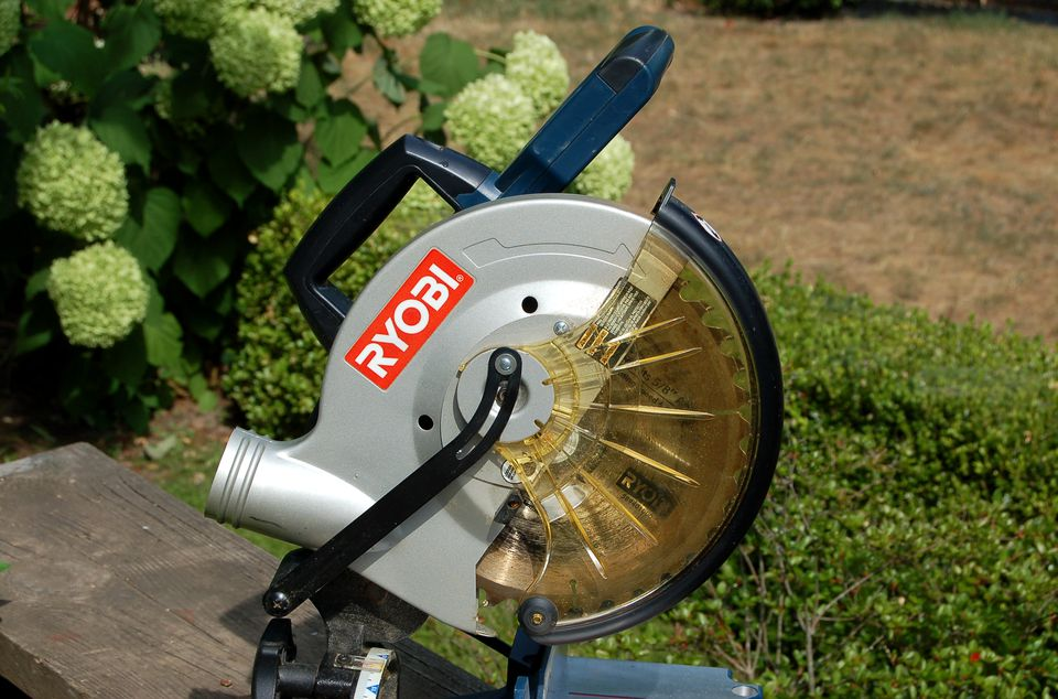 How to cut pavers whether stone concrete or brick image ryobi chop saw greentooth Images