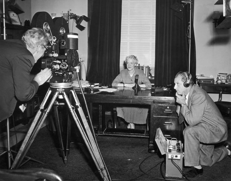 Televised Senator