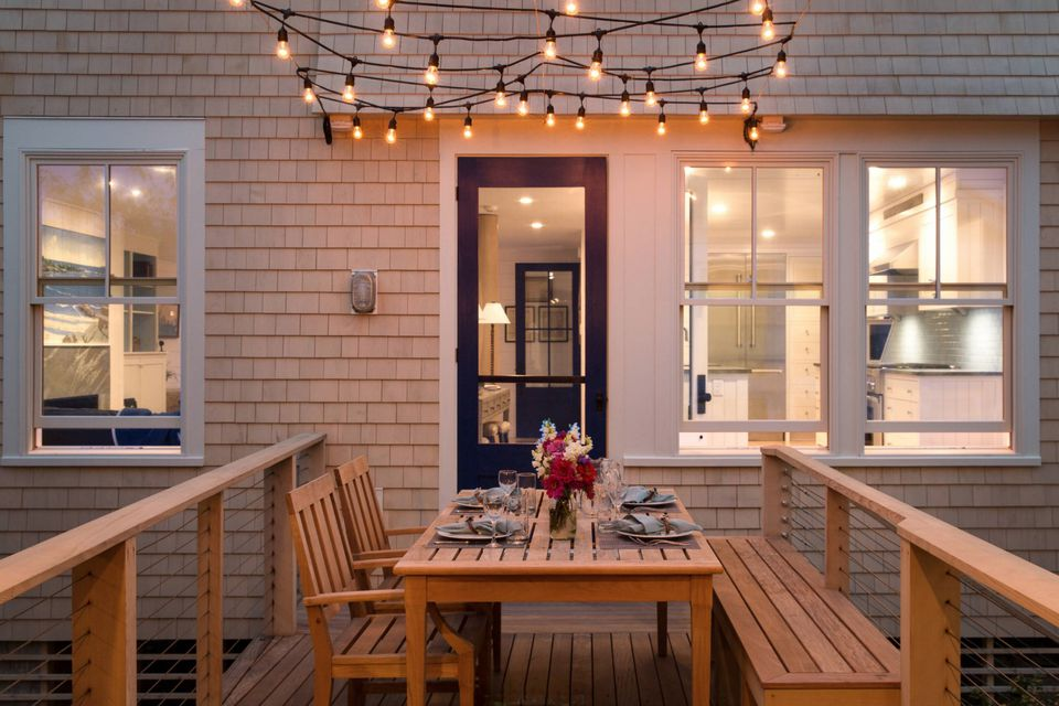 deck lights - Deck Lighting Ideas