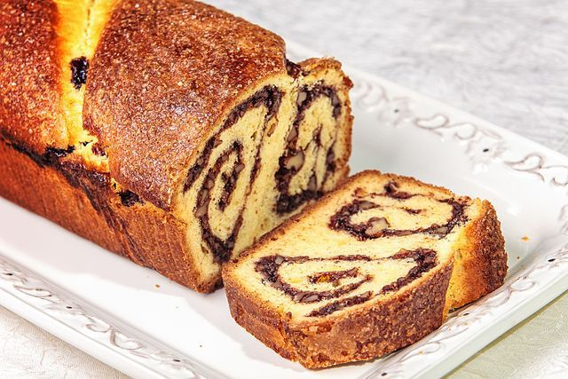 Romanian Easter and Christmas Bread (Cozonac)