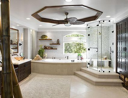 21 small bathroom decorating ideas for Bathroom ideas channel 4