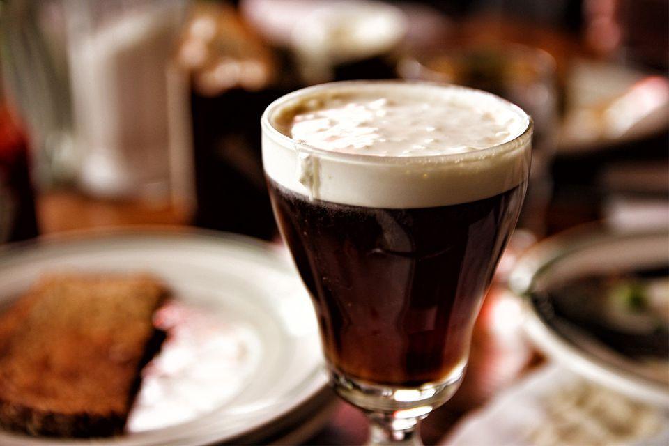 Irish Coffee in San Francisco