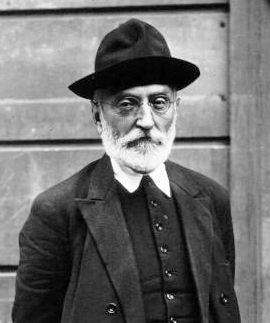 Miguel de Unamuno, 1925