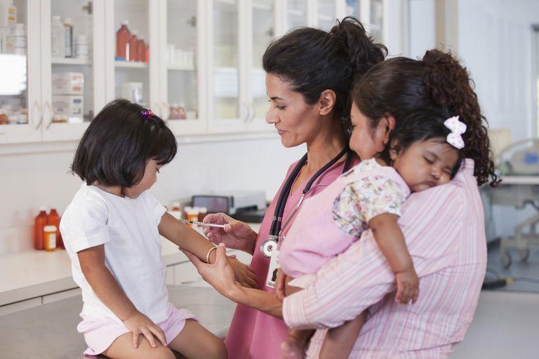 preschool flu vaccination