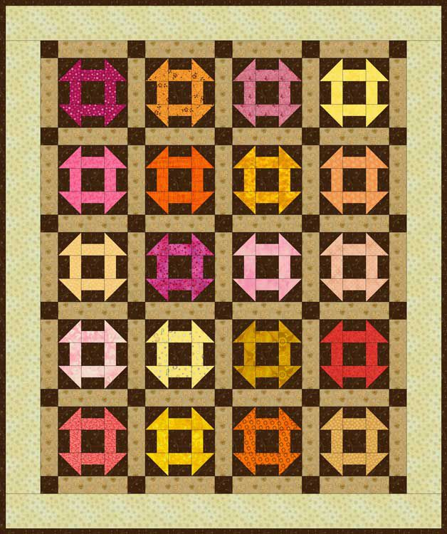 Browse My Collection of Free Quilt Patterns : monkey wrench quilt pattern history - Adamdwight.com
