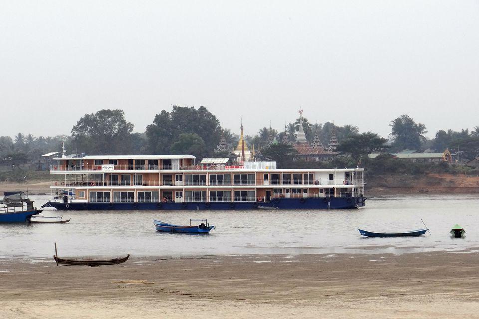Avalon Myanmar of Avalon Waterways in Burma