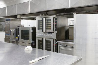 Restaurant Kitchen description of kitchen stations in a restaurant