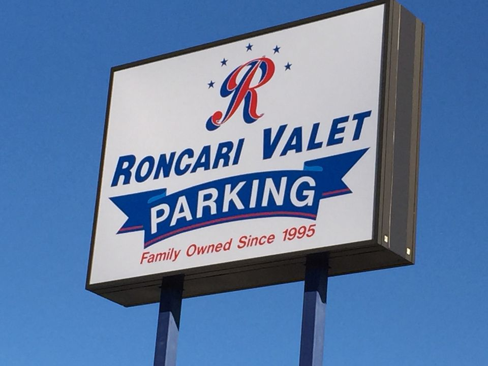 Roncari Best Parking at Bradley