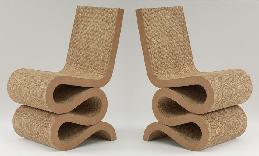 Design Geek The Groundbreaking Furniture Designs Of Frank Gehry - Frank gehry furniture