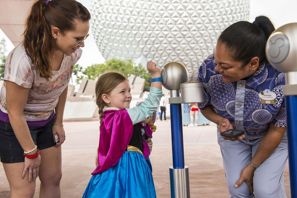 MyMagic+ Disney World MagicBands