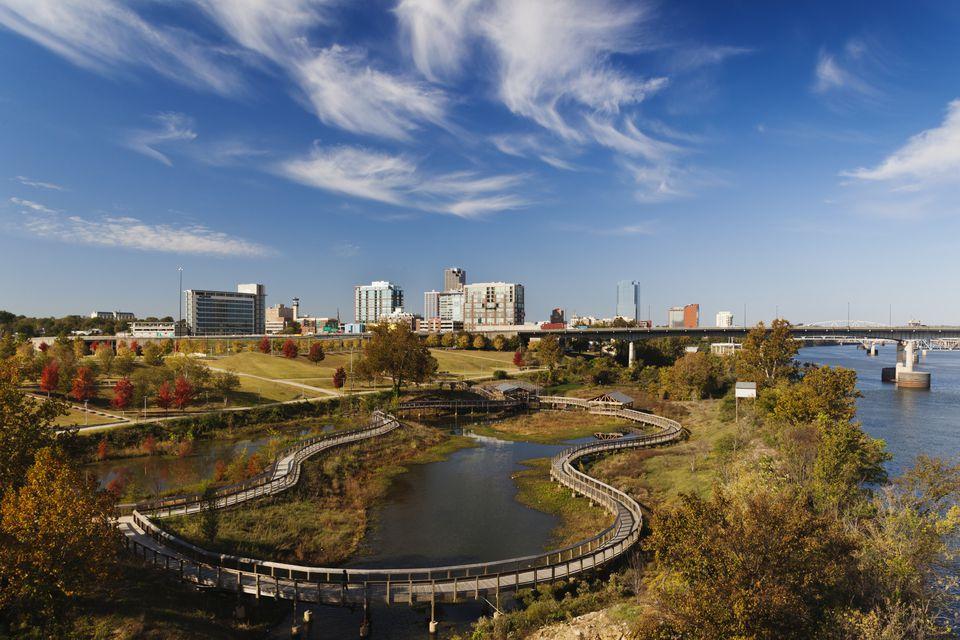 Little Rock, Arkansas, Exterior View