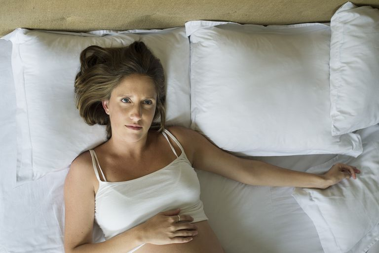 Dreams of a cheating spouse are common in pregnancy.