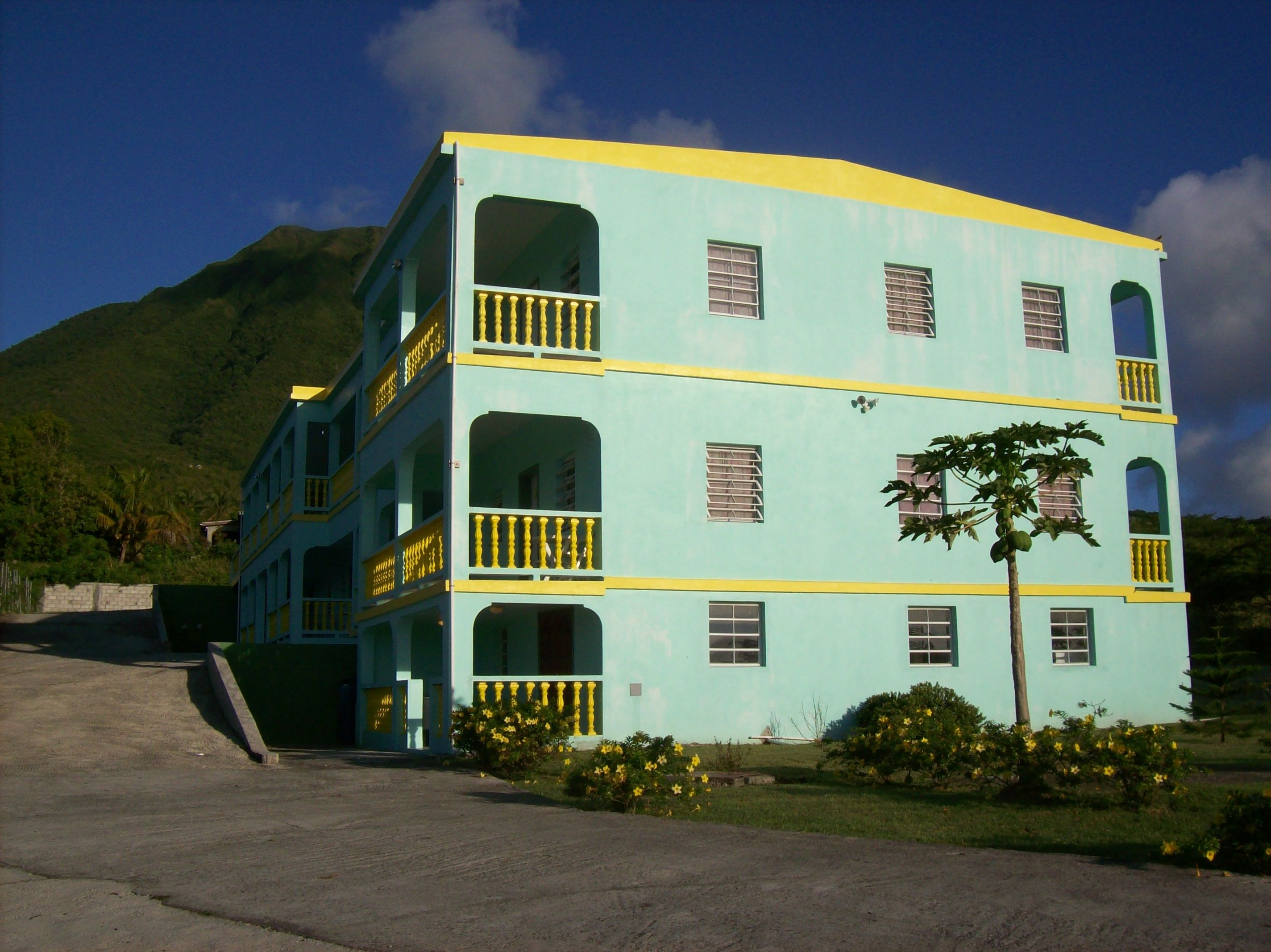 Hotel Nevis Wellness And Spa Affordable Accommodations In Nevis Guest Houses And Small Inns