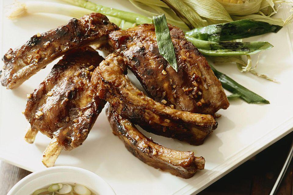 Kansas City ribs