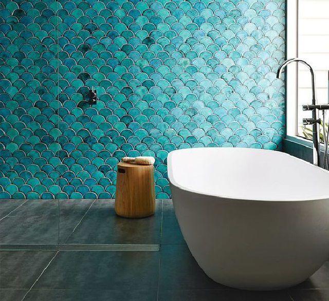 7 Colorful Bathroom Upgrades