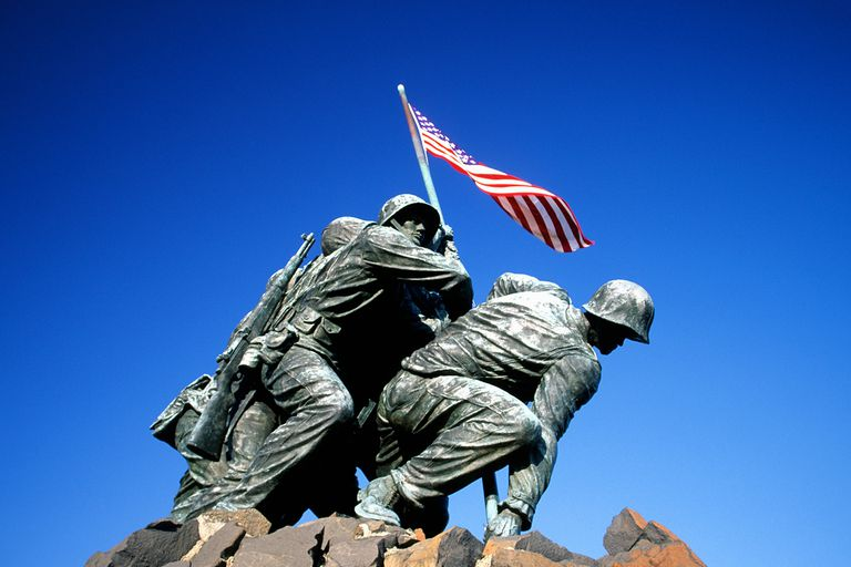 Iwo Jima War Memorial