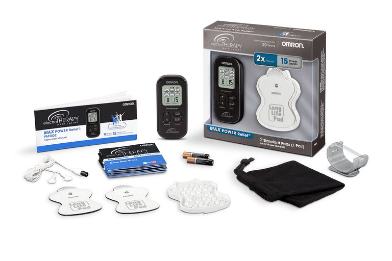 Photo of the Omron Home TENS Unit