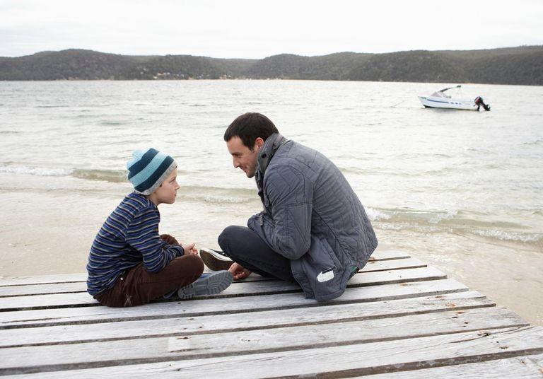 Don't let parental disagreements over discipline affect your child