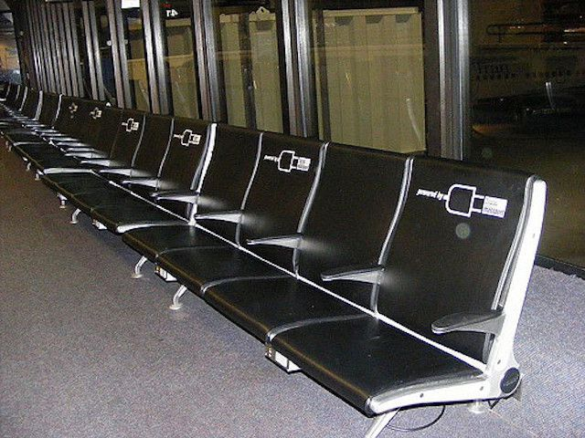The Air Travel Expert S Guide To Airport Power Outlets