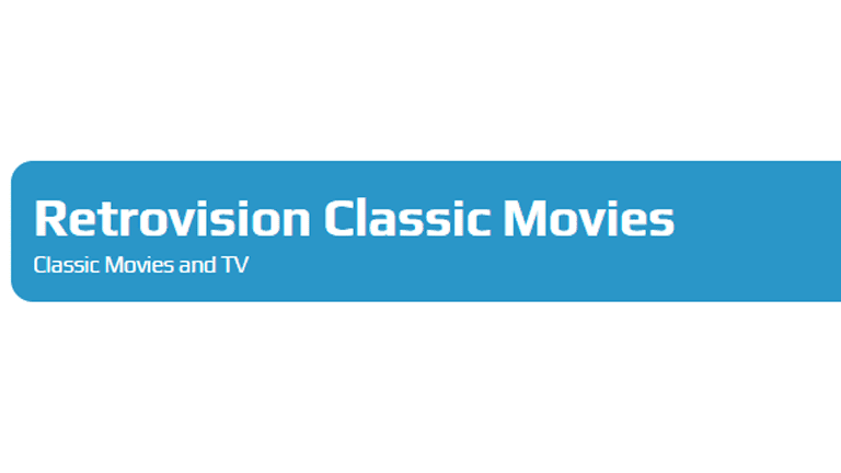 Screenshot of the Retrovision website