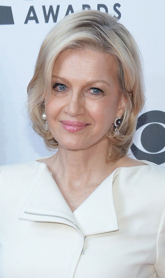 diane sawyer hair styles here s a plethora of haircuts that look great on 2692